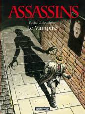 Couverture de l'album ASSASSINS Tome #2 Le vampire