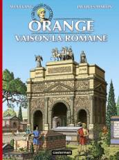 Couverture de l'album LES VOYAGES D'ALIX Orange - Vaison-La-Romaine