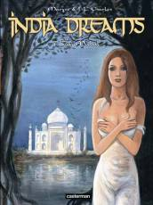 Couverture de l'album INDIA DREAMS Tome #7 Taj Mahal