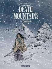 Couverture de l'album DEATH MOUNTAINS Tome #2 La Cannibale