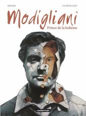 Couverture de l'album MODIGLIANI Modigliani