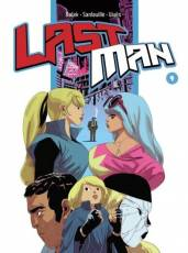Couverture de l'album LAST MAN Tome #4 Volume 4