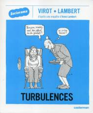 Couverture de l'album TURBULENCES Turbulences