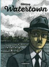 Couverture de l'album WATERTOWN Watertown