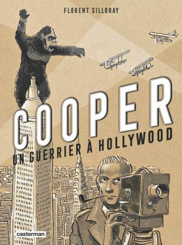 Couverture de l'album COOPER, UN GUERRIER A HOLLYWOOD Cooper, un guerrier à Hollywood