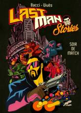 Couverture de l'album LASTMAN STORIES Soir de Match