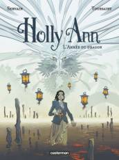 Couverture de l'album HOLLY ANN Tome #4 L'année du dragon