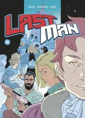 Couverture de l'album LAST MAN Tome #11 Volume 11