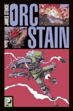 Couverture de l'album ORC STAIN (VF) Tome #1 Volume 1