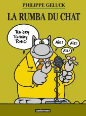 Couverture de l'album CHAT (LE) Tome #22 La rumba du Chat