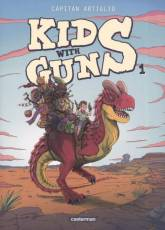 Couverture de l'album KIDS WITH GUNS Tome #1 Volume 1