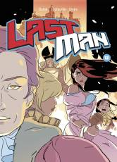 Couverture de l'album LAST MAN Tome #12 Volume 12