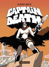 Couverture de l'album CAPTAIN DEATH Captain Death