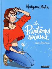 Couverture de l'album LE PRINTEMPS SUIVANT Tome #1 Vent lointain
