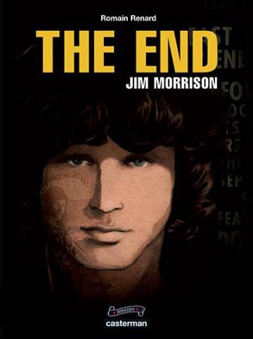 Couverture de l'album THE END Jim Morrison
