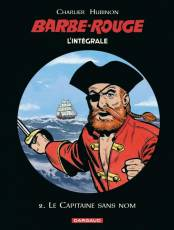 Couverture de l'album BARBE-ROUGE Tome #Int.2 Le Capitaine sans nom