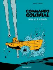 Couverture de l'album COMMANDO COLONIAL Tome #2 Le loup gris de la désolation