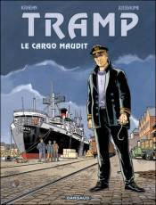 Couverture de l'album TRAMP Tome #10 Le cargo maudit
