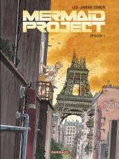 Couverture de l'album MERMAID PROJECT Tome #1 Episode 1