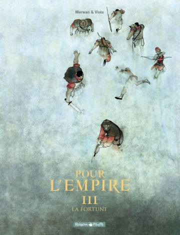 Couverture de l'album POUR L'EMPIRE Tome #3 La Fortune