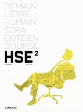 Couverture de l'album HUMAN STOCK EXCHANGE Tome #2 Tome 2