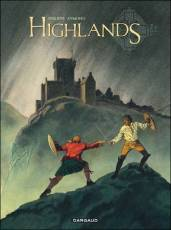 Couverture de l'album HIGHLANDS Tome #1 Le portrait d'Amelia