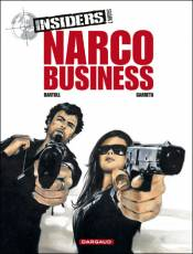 Couverture de l'album INSIDERS SAISON 2 Tome #1 Narco business