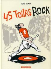 Couverture de l'album 45 TOURS ROCK 45 tours Rock