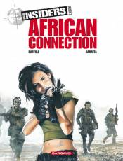 Couverture de l'album INSIDERS SAISON 2 Tome #2 African Connection