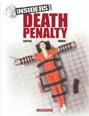 Couverture de l'album INSIDERS SAISON 2 Tome #3 Death Penalty
