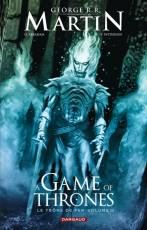Couverture de l'album A GAME OF THRONES Tome #3 Le trone de fer volume 3