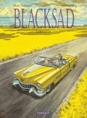 Couverture de l'album BLACKSAD Tome #5 Amarillo