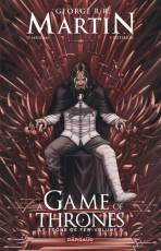 Couverture de l'album A GAME OF THRONES Tome #4 Volume IV