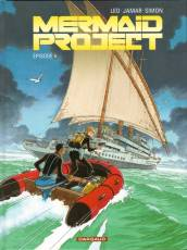 Couverture de l'album MERMAID PROJECT Tome #4 Episode 4
