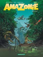 Couverture de l'album AMAZONIE Tome #1 Episode 1