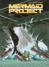 Couverture de l'album MERMAID PROJECT Tome #5 Episode 5
