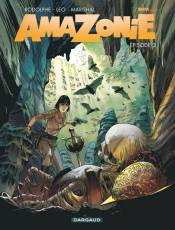 Couverture de l'album AMAZONIE Tome #3 Episode 3