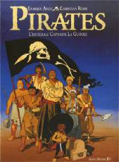 Couverture de l'album PIRATES L'intégrale Capitaine La Guibole