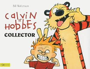 Couverture de l'album CALVIN ET HOBBES, COLLECTOR Calvin et Hobbes, collector