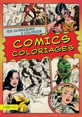Couverture de l'album COMICS COLORIAGES Comics coloriages