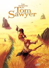 Couverture de l'album LES AVENTURES DE TOM SAWYER Tome #2 Je serai un pirate !