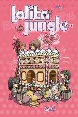 Couverture de l'album LOLITA JUNGLE Tome #1 Tome 1