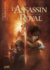 Couverture de l'album L' ASSASSIN ROYAL Tome #1 Le bâtard