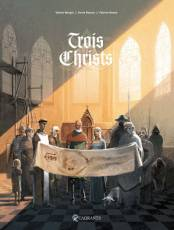 Couverture de l'album TROIS CHRISTS Trois Christs