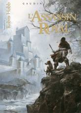 Couverture de l'album L' ASSASSIN ROYAL Tome #2 L'Art