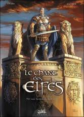 Couverture de l'album CHANT DES ELFES (LE) Tome #2 Les Invasions barbares
