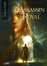 Couverture de l'album L' ASSASSIN ROYAL Tome #3 Kettricken