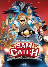 Couverture de l'album SAM CATCH Tome #1 John Combo heavyweight champion