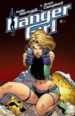 Couverture de l'album DANGER GIRL Tome #2 2/2