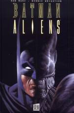 Couverture de l'album BATMAN ALIENS Tome #1 Batman  Aliens